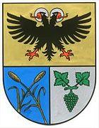 Das Wappen des Dorfes Kenn an der Mosel
