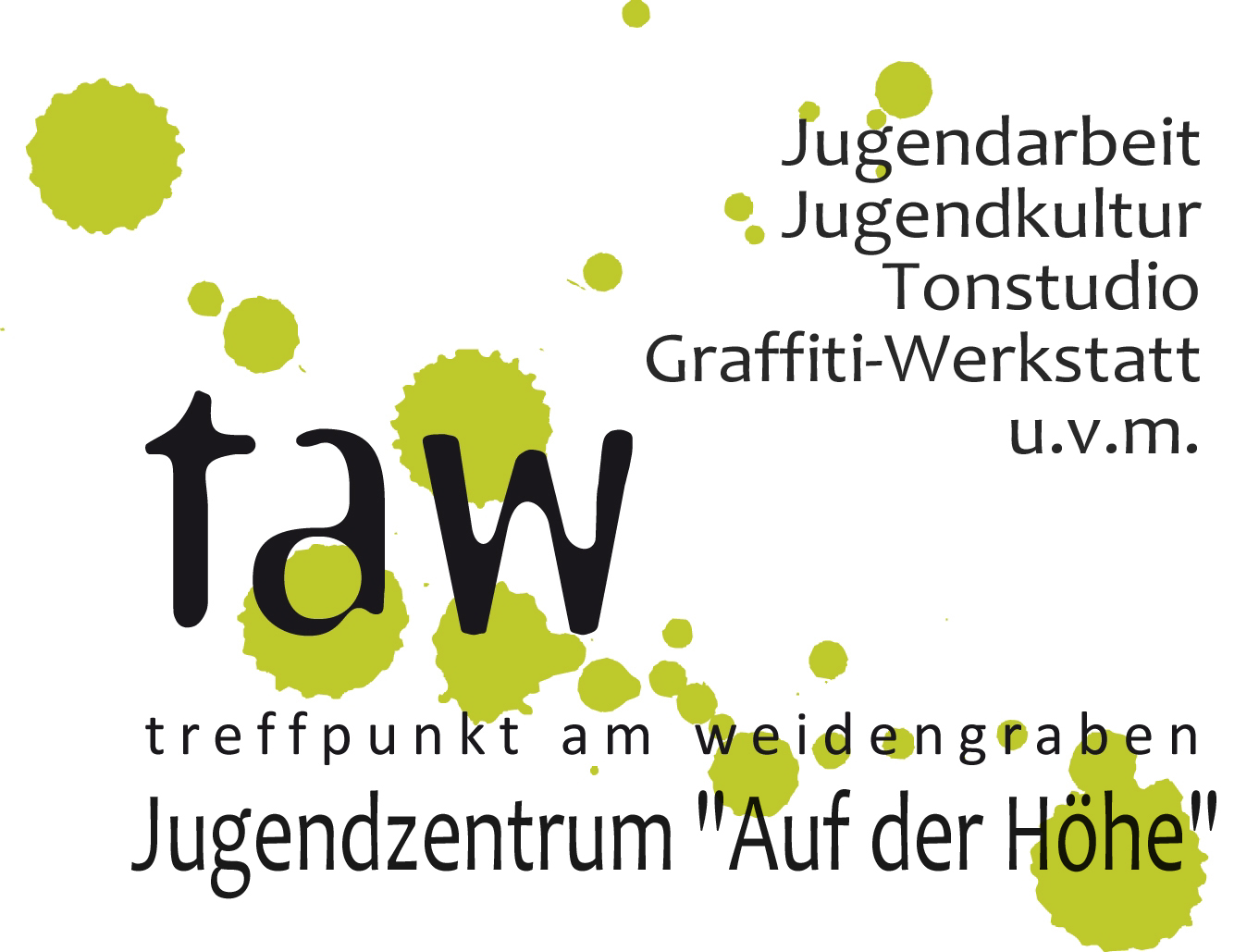 Logo des Jugendzentrums Auf der Höhe in Trier