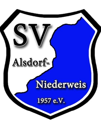 Das Logo des SV Alsdorf Niederweis